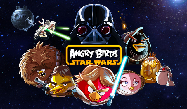 Angry Birds Star Wars - iOS (iPhone, iPod touch, iPad)