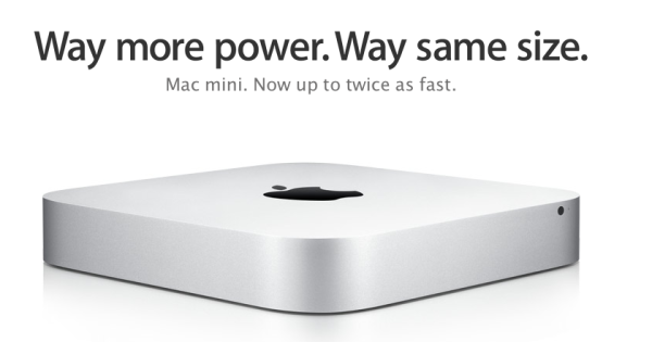 Nowy Mac mini