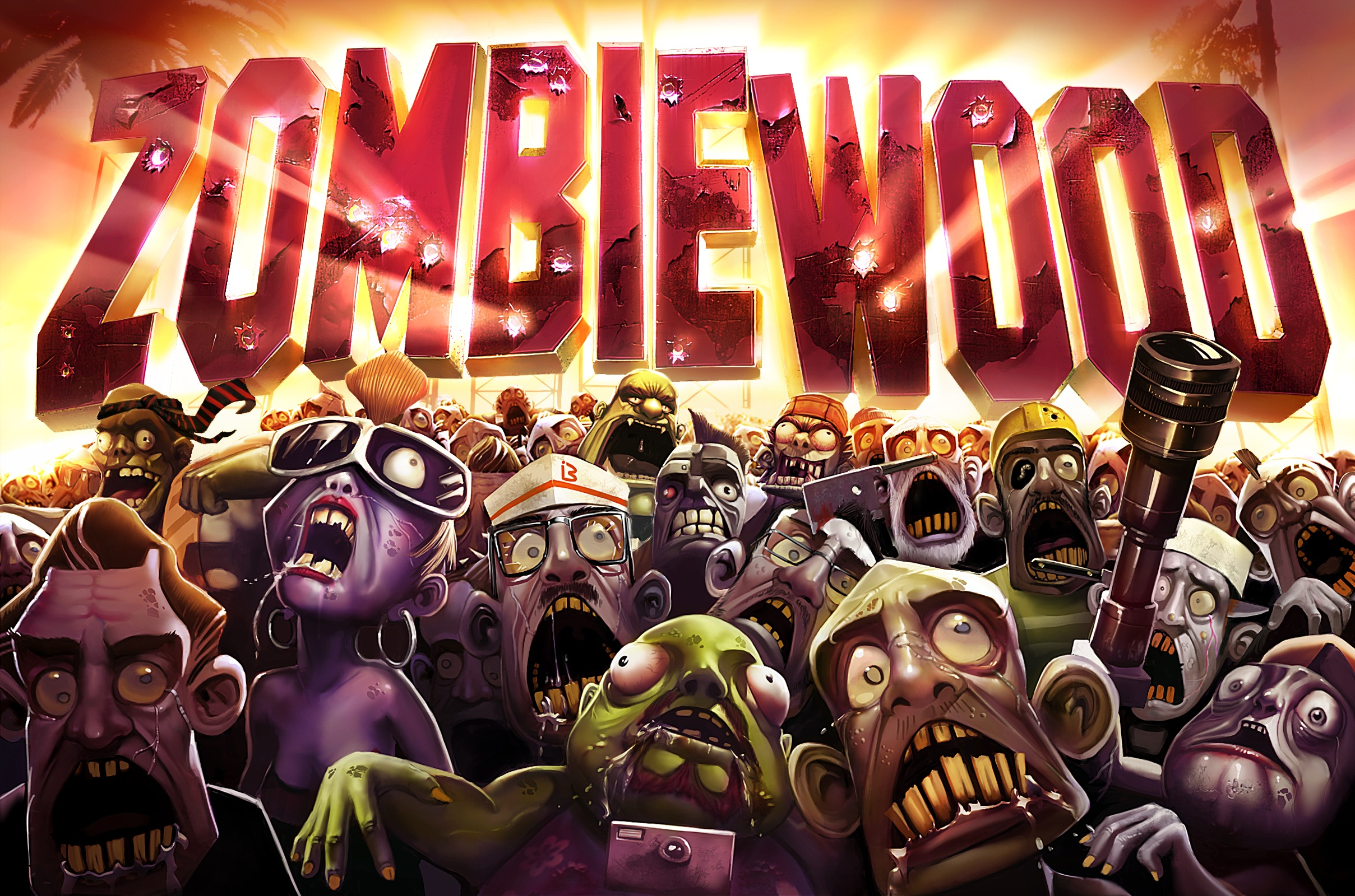 Zombiewood - iOS (iPhone, iPod touch, iPad)