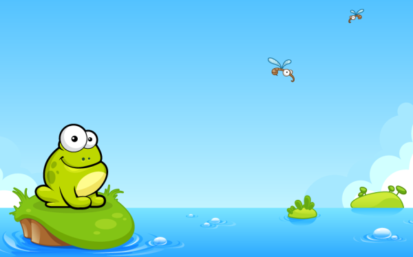 Tap the Frog: Doodle - iOS (iPhone, iPad, iPod touch)