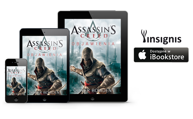 Assassin's Creed: Objawienia - Insignis - iBookstore