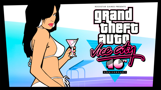 Grand Theft Auto: Vice City 10th Anniversary Edition - iOS (iPhone, iPad, iPod touch)