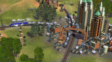 Sid Meier's Railroads - Mac OS X