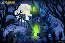 Amelia i Postrach Nocy - iOS (iPad, iPhone, iPod touch)