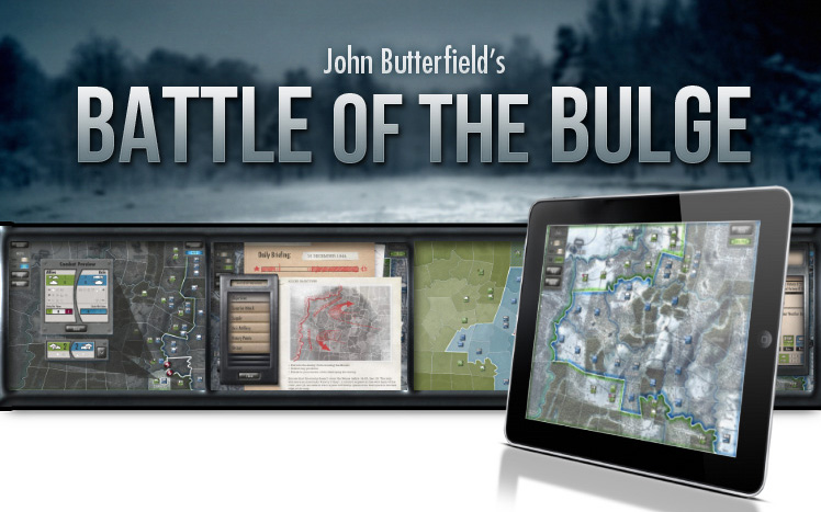 Battle of the Bulge - iOS (iPad)
