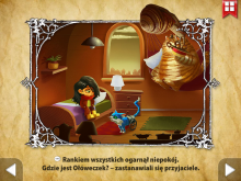 Amelia i Postrach Nocy - iOS (iPhone, iPod touch, iPad)