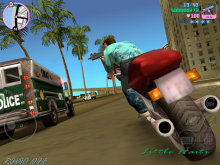 GTA Vice City - iOS (iPhone, iPod touch, iPad)