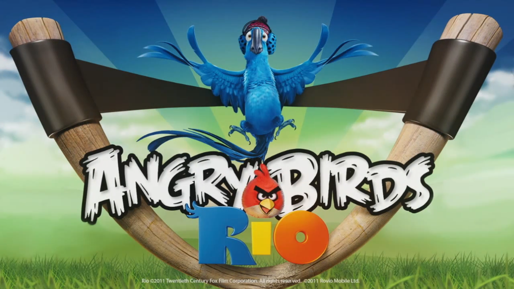 Angry Birds Rio - iOS (iPhone, iPod touch, iPad)