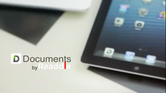 Documents by Readdle - iOS (iPad)