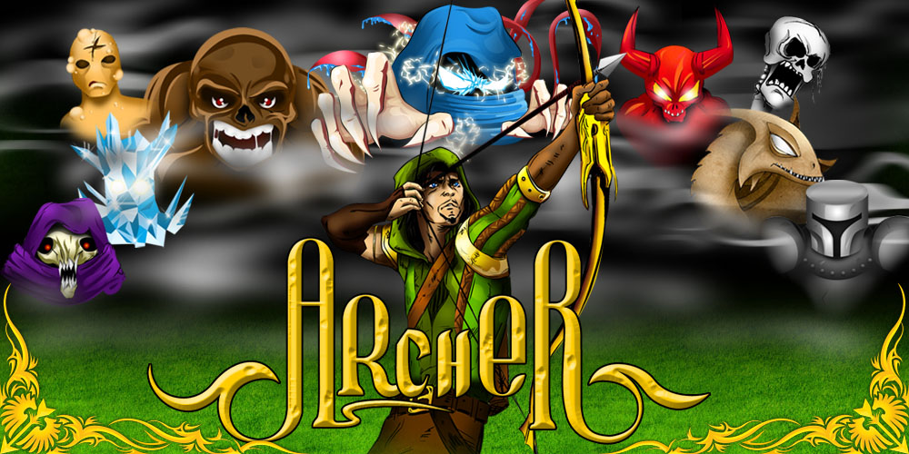 Archer HD - iOS (iPhone, iPod touch)