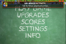 Air Wings - iOS (iPhone, iPod touch, iPad)