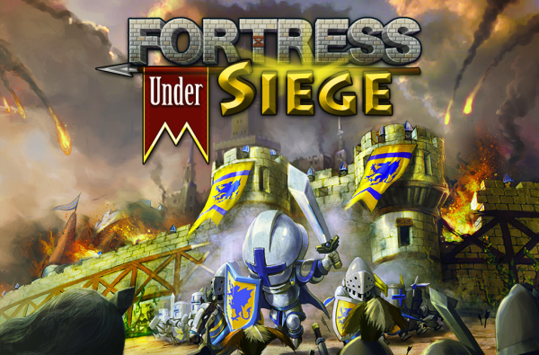 Fortress Under Siege - iOS (iPhone, iPad, iPod touch)