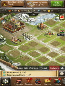 Kingdoms of Camelot: Battle for the North - iOS (iPhone, iPad, iPod touch)