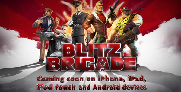 Blitz Brigade - iOS (iPhone, iPod touch, iPad)