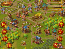 Townsmen - iOS (iPhone, iPod touch, iPad)