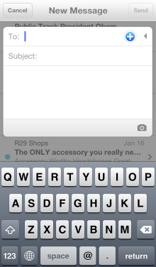 MailBox - iOS (iPhone, iPod touch)