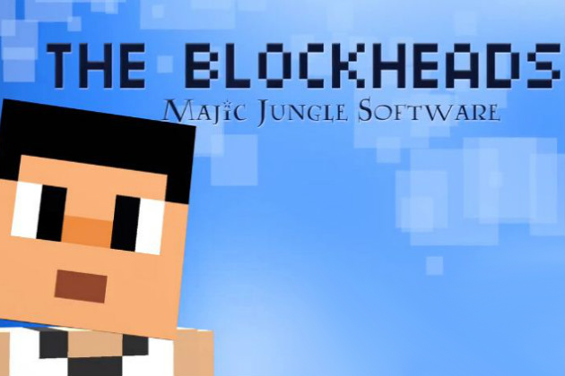 The Blockheads - iOS (iPhone, iPad, iPod touch)