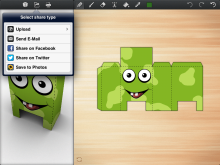 Foldify - iOS (iPad)