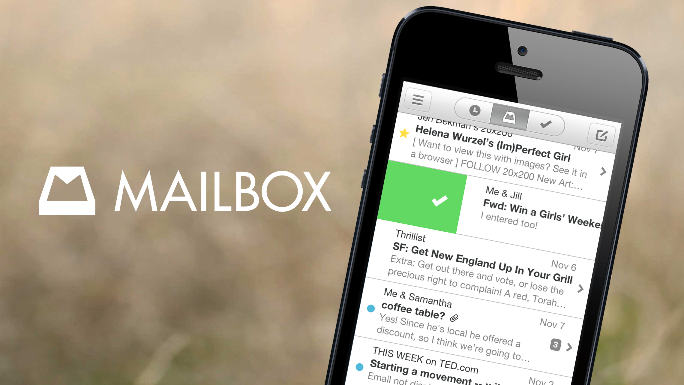 Mailbox – iOS (iPhone, iPod touch)