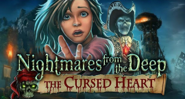 Nightmares from the Deep: The Cursed Heart - iOS (iPad, iPhone, iPod touch)