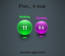 Moves - iOS (iPhone)