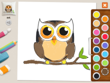 Memollow - Coloring Pages for Kids - iOS (iPad)