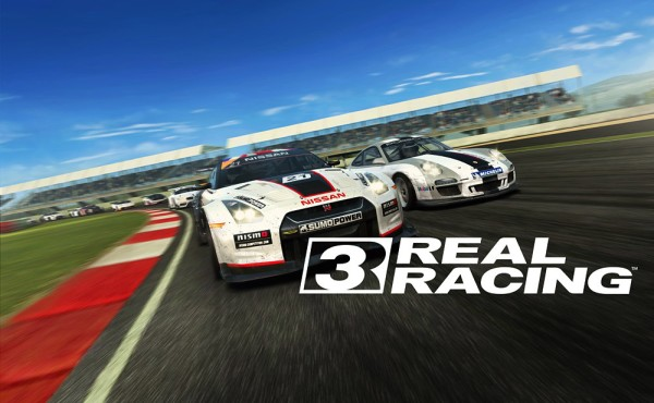 Real Racing 3 - iOS (iPhone, iPad touch, iPad)