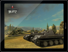 World of Tanks Blizt - iOS (iPhone, iPad, iPod touch)