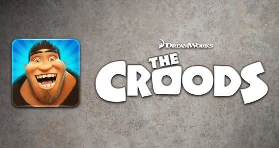 The Croods - iOS (iPhone, iPod touch, iPad)