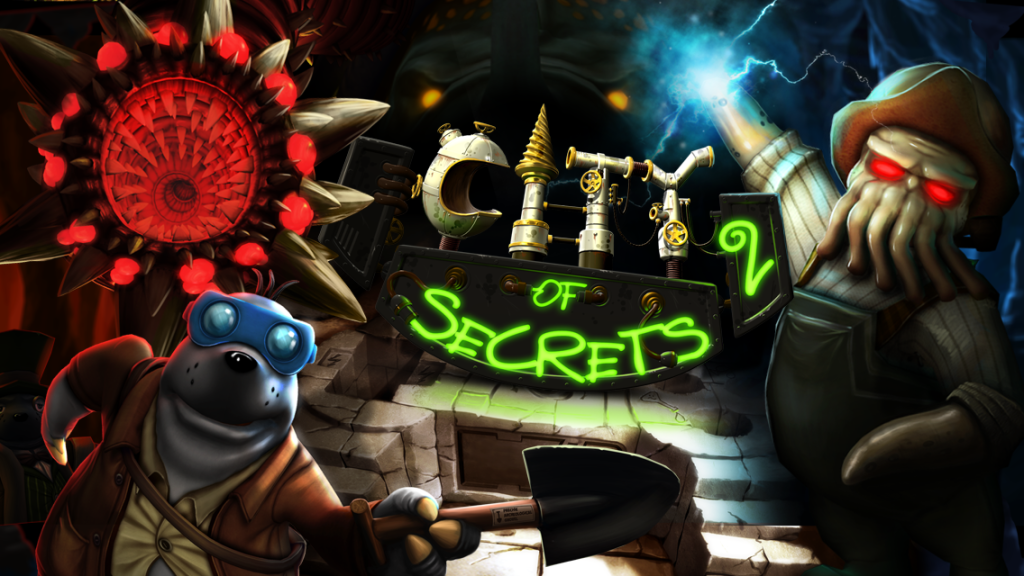 City of Secrets 2 - Episode 1 - iOS (iPhone, iPod touch, iPad)