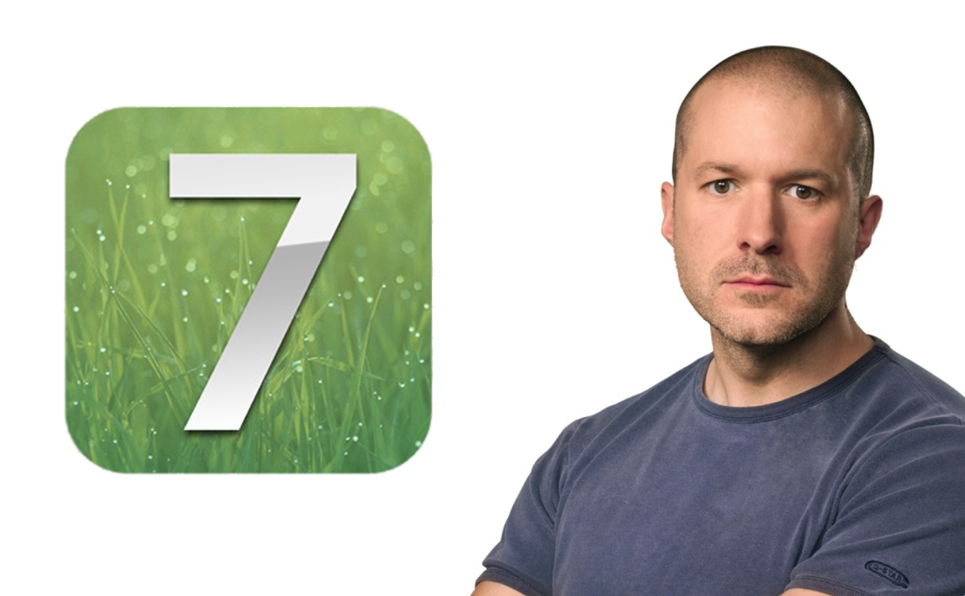 Johnny Ive - iOS 7