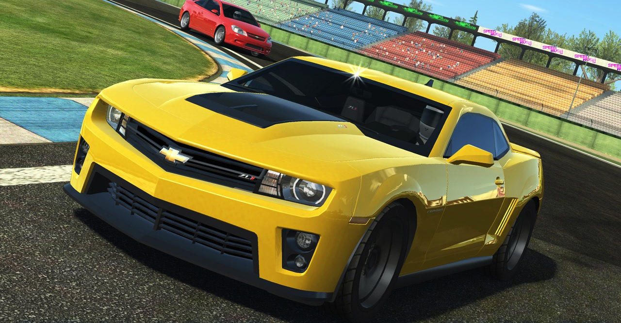 Real Racing 3 - iOS (iPhone, iPad, iPod touch)