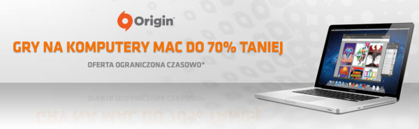 Origin - gry na Mac OS X