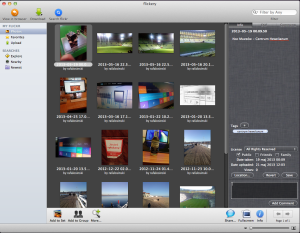 Flickery - Mac OS X