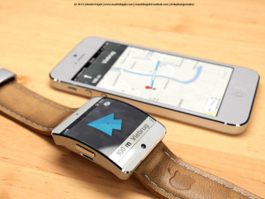 iWatch i Google Maps