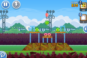 Angry Birds Friends - iOS (iPhone, iPod touch, iPad)