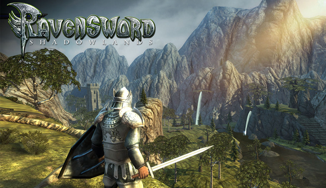 Ravensword: Shadowlands - Mac OS X