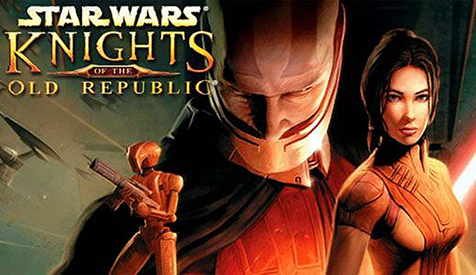 Star Wars: Knights of the Old Republic - iOS (iPad)