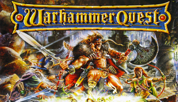 Warhammer Quest - iOS (iPhone, iPad, iPod touch)
