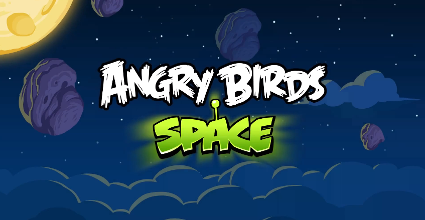 Angry Birds Space - iOS (iPhone, iPod touch, iPad)