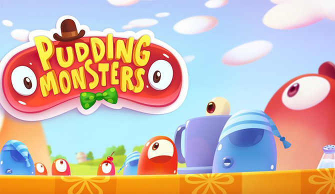 Pudding Monsters - iOS (iPhone, iPad, iPod touch)