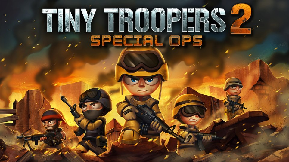 Tiny Troopers 2 - iOS (iPhone, iPod touch, iPad)