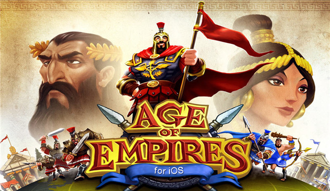 Age of Empires na iOS
