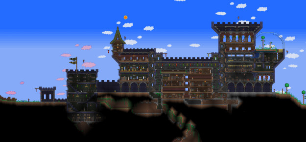 Terraria - iOS (iPhone, iPod touch, iPad)