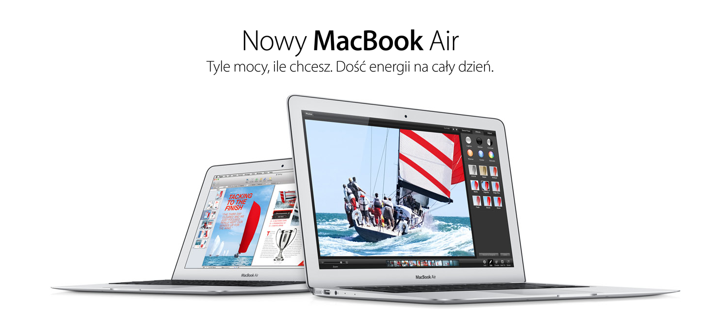 MacBook Air - WWDC 2013
