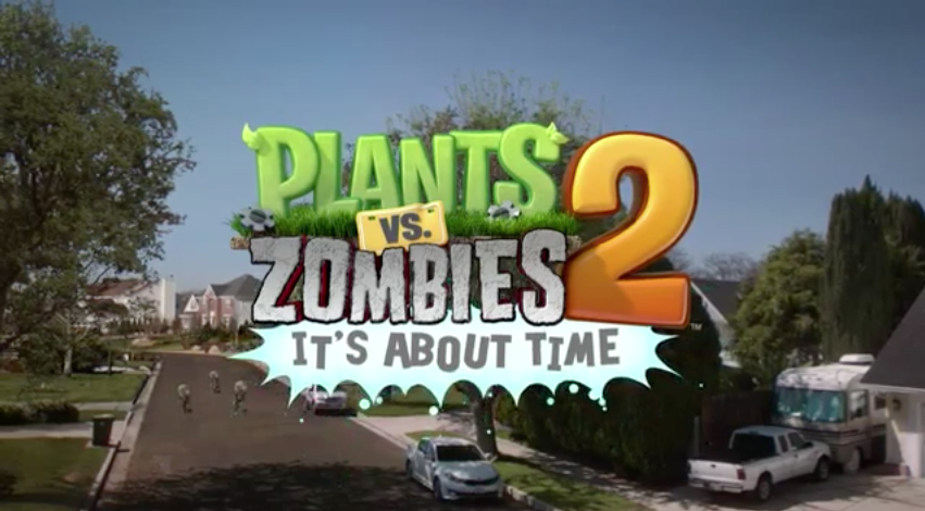 Plants vs. Zombies 2: It's About Time - iOS (iPhone, iPod touch, iPad)