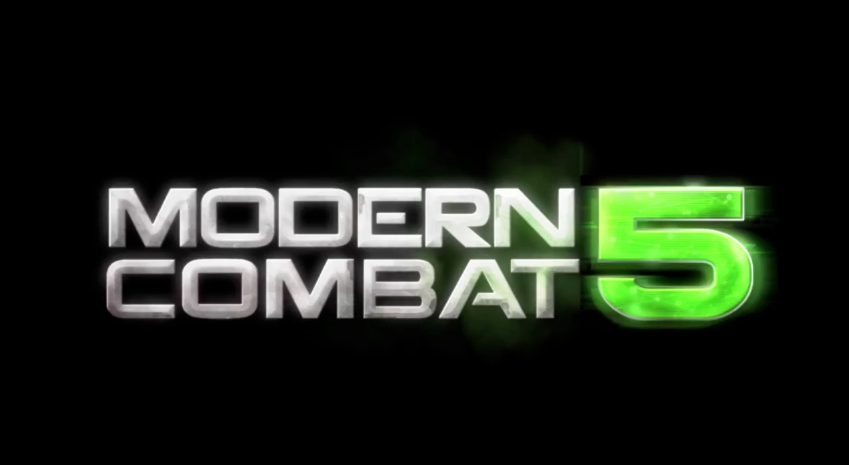 Modern Combat 5 - iOS (iPhone, iPad, iPod touch)