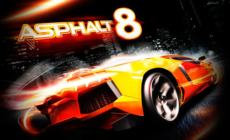 Asphalt 8: Airborne - iOS (iPhone, iPod touch, iPad)