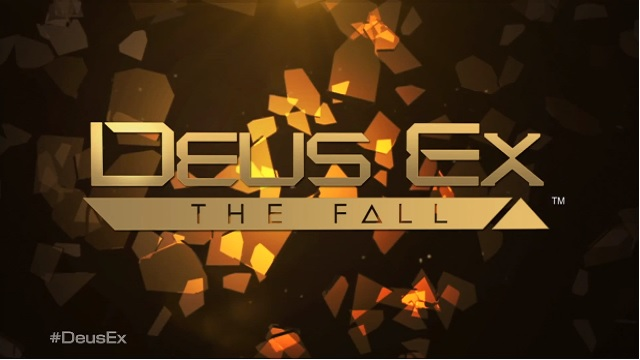 Deus Ex: The Fall - iOS (iPhone, iPod touch, iPad)