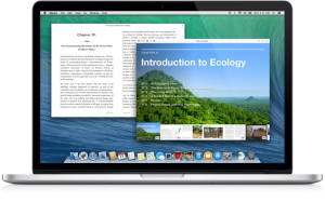iBooks - OS X Mavericks